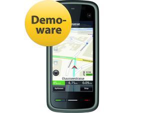 [MeinPaket] Nokia 5230 NAVI (all black) B-Ware