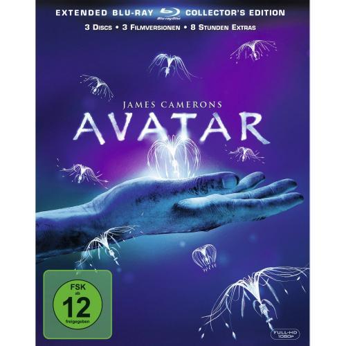 Avatar - Aufbruch Nach Pandora Collector's Edition [Blu-ray] @ für 9,90€
