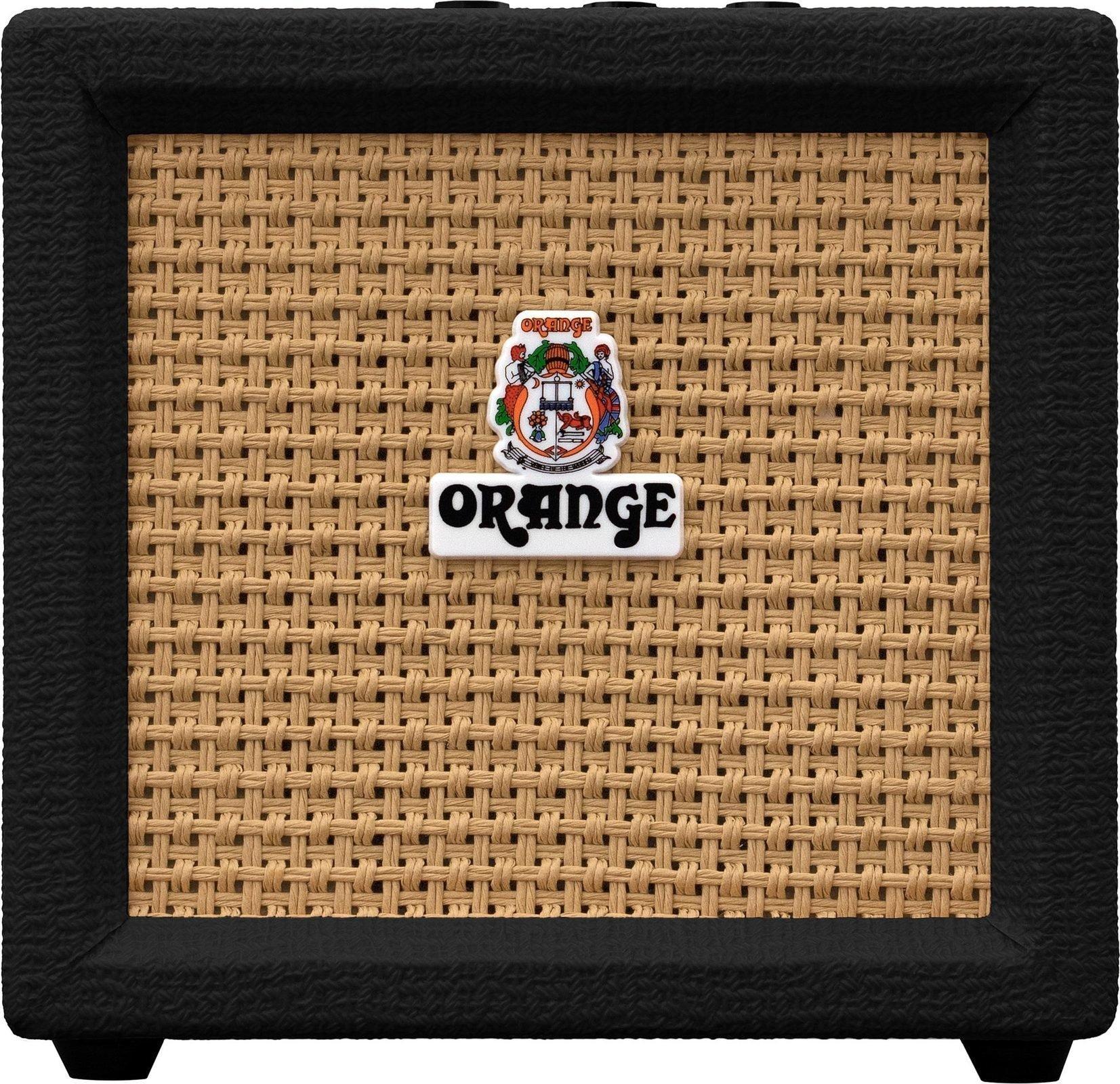 Orange Crush Mini - Combo Verstärker für E-Gitarre 3W batteriebetrieben 9V