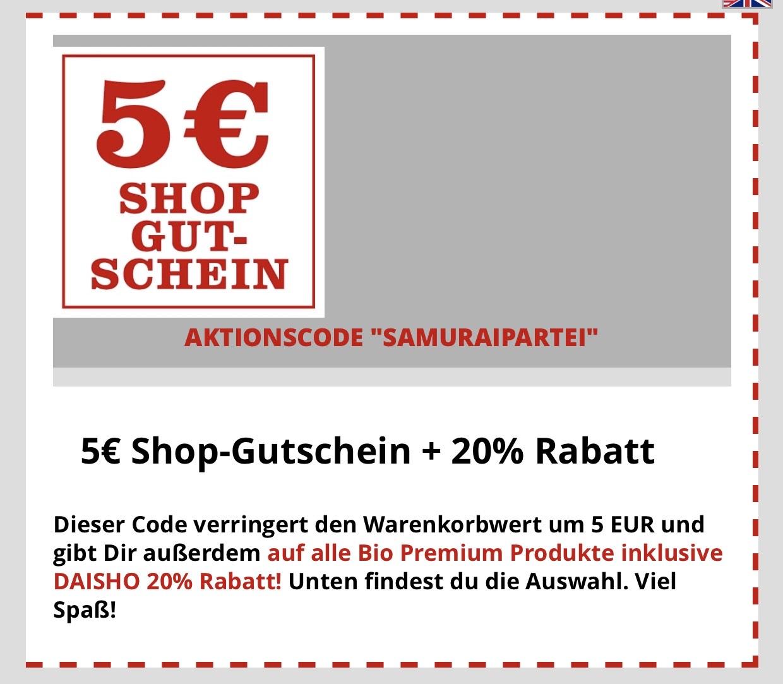 20 % auf Veganes im Shop von Attila Hildmann