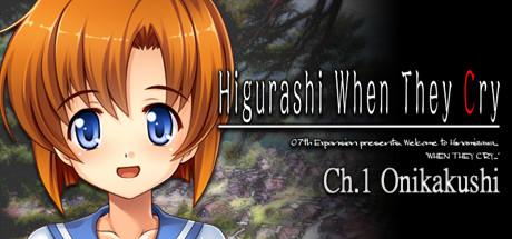 [Steam] Higurashi When They Cry Hou - Ch1 Onikakushi (Visual Novel)