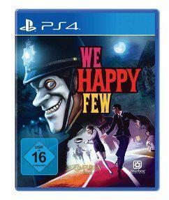We Happy Few(PS4 & Xbox One) [Bücher.de]