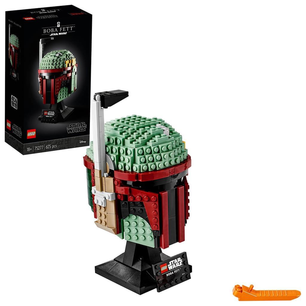[Real & Amazon.de] LEGO Star Wars Boba Fett Helm