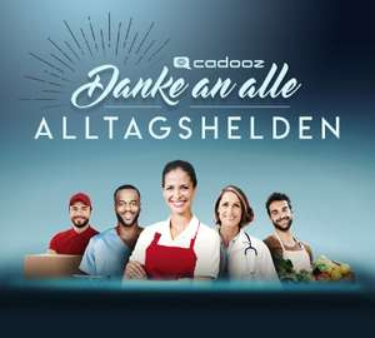 Systemrelevante Berufe: Zugang zur Alltagshelden-Vorteilswelt: - z.B. 10% Rabatt auf Gutscheine von Zalando, Karstadt, MEDIMAX, Adidas uvm.