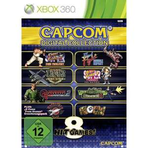[Amazon.de] Capcom Digital Collection Xbox360 9,99€ +3€ Versand ohne Prime