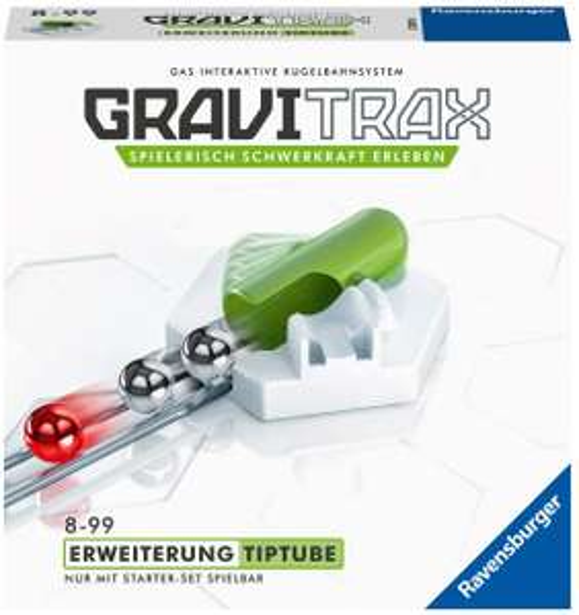 Ravensburger GraviTrax TipTube Erweiterung für 5,50€ (Saturn Abholung)