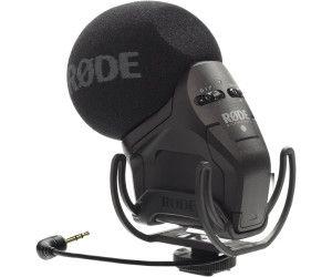 RODE Pro Rycote, Stereomikrofon, Schwarz, passend für Kameras, Camcorder [Mediamarkt]