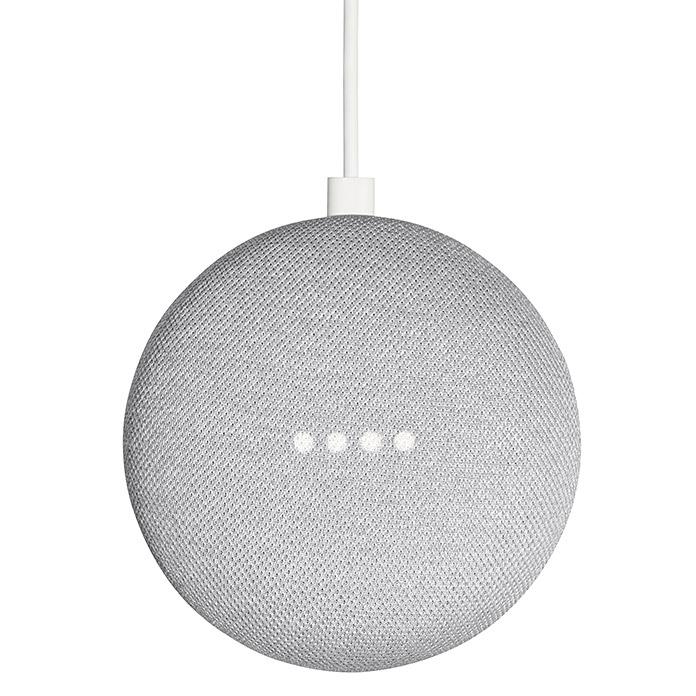 Google Home Mini bei Bauhaus online, Versand ist frei