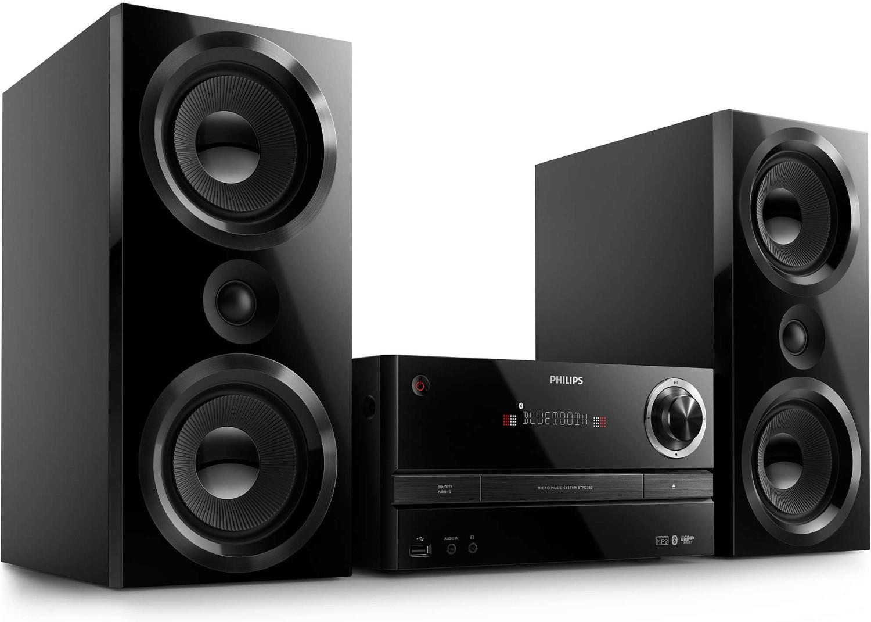 Philips BTM3360/12 Mini-Stereoanlage mit Bluetooth für 139€