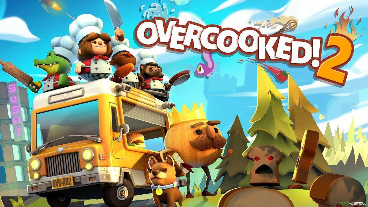 Overcooked 2 für Steam (Key) bei Instant-gaming