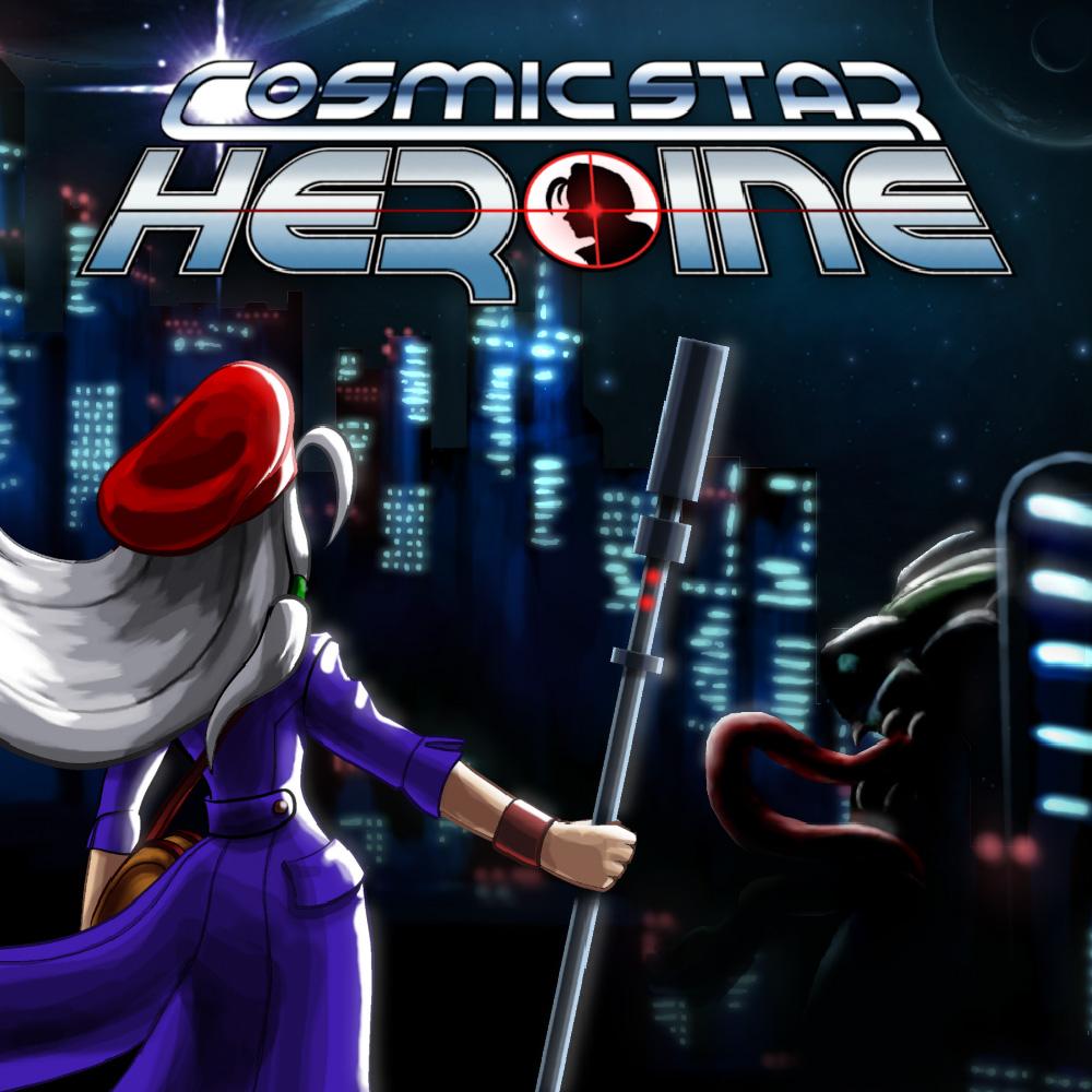 Cosmic Star Heroine (Switch) für 2,39€ oder für 1,12€ MEX (eShop)
