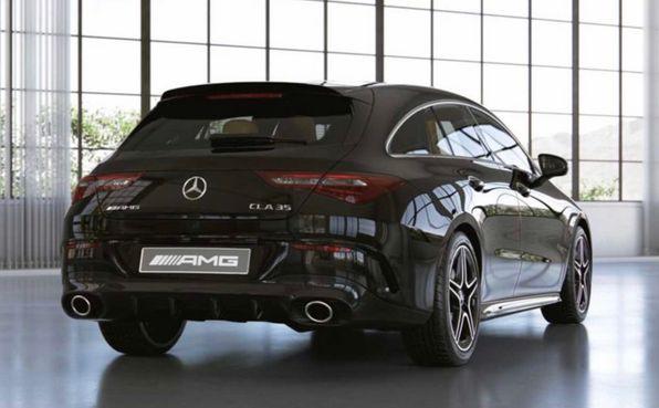 [Gewerbeleasing] Mercedes AMG CLA 35 Shooting Brake 4MATIC DCT - mtl. 329€ (netto), 48 Mon.,10.000 km, LF 0,75