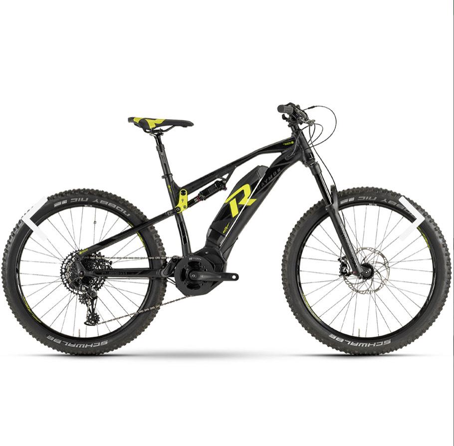 E-Bike Raymon eSevenTrailray 9.0 27,5+ Zoll Modell 2019 MTB / Fully