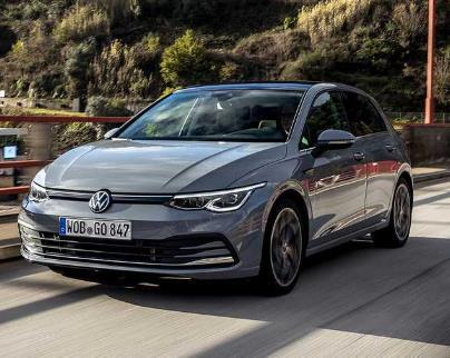 Menschen mit Behinderung: VW Golf 8 R-Line im Privatleasing für 133€ im Monat / LF: 0,36