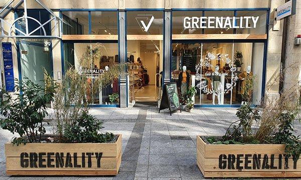 Greenality: 15 % auf alles bis zum 17.05.20 Fair Fashion Label