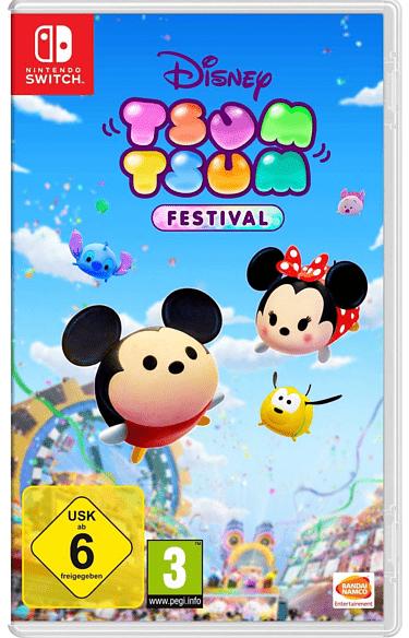 Disney Tsum Tsum Festival (Switch) (Mediamarkt/Saturn Abholung)