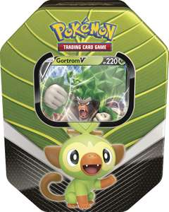 Pokémon International 45185 Pokémon Company International 45185-PKM PKM Pokemon Tin 82 (Amazon Prime)