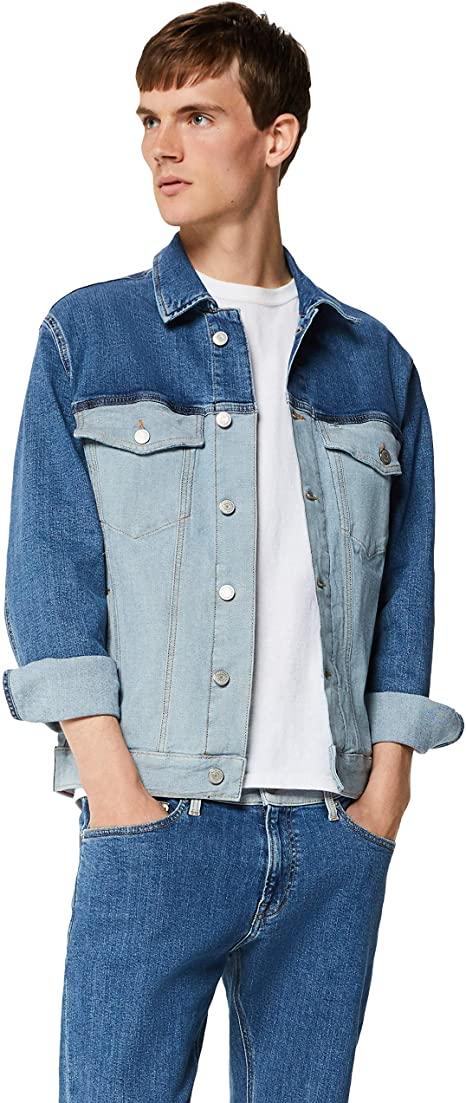 """Tommy Jeans Herren TJM Trucker Jeansjacke L, XXL - """"Limited Edition"""""""