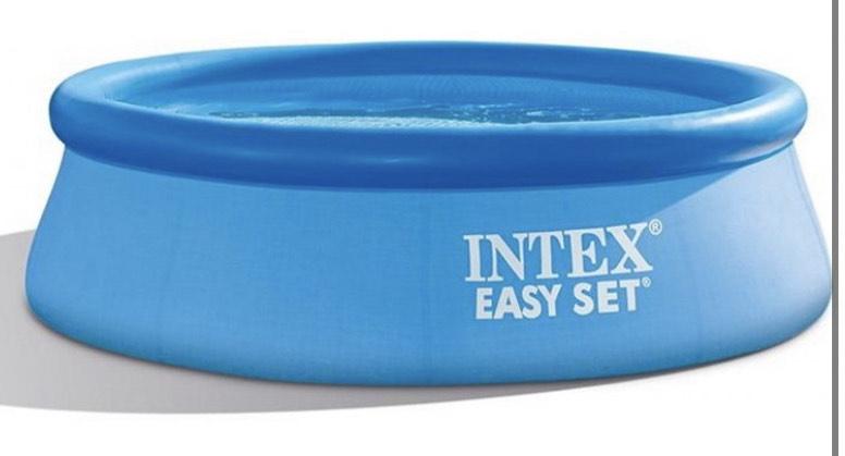 INTEX Easy Set Pool 244 x 76 cm