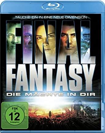 Final Fantasy - Die Mächte in dir (Blu-ray) für 5,40€ (Amazon Prime)