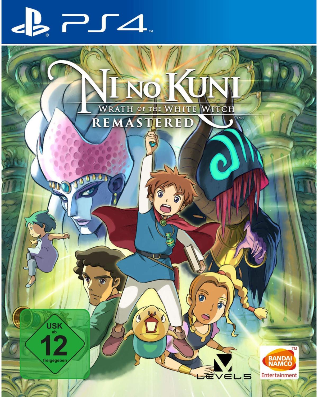 Ni no Kuni: Der Fluch der weißen Königin (PS4) für 19,99€ (Saturn & Media Markt Abholung)