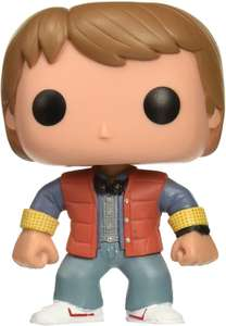 Funko Pop! Movies - Back to the future - Marty McFly No 227 / Amazon Marktplace