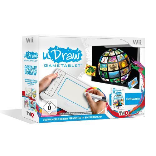 uDraw Tablet inkl. Instant Artist  [PS3 und Nintendo Wii] @ amazon.de  ab 9,99€