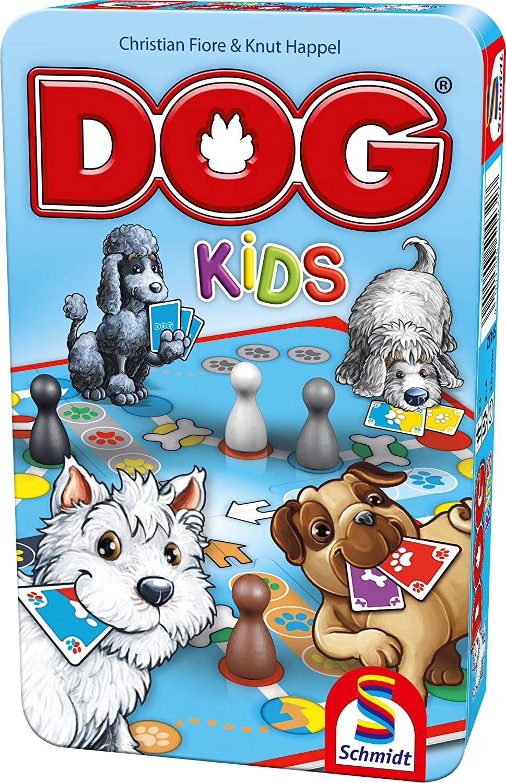 Schmidt Spiele Dog Kids, Bring Mich mit Spiel in der Metalldose für 4,99€ (Amazon Prime & Thalia Club)