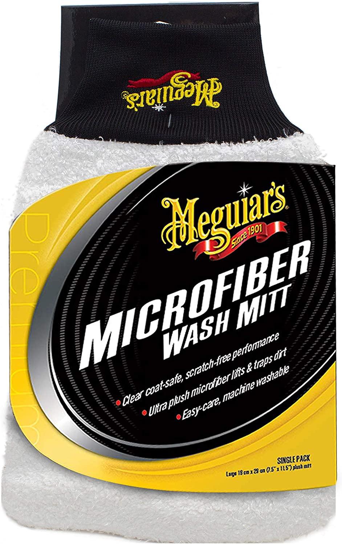 [PRIME] Meguiar's X3002EU Microfibre Wash Mitt Waschhandschuh