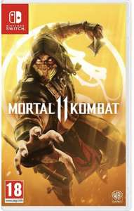 Mortal Kombat 11 - Nintendo Switch PEGI