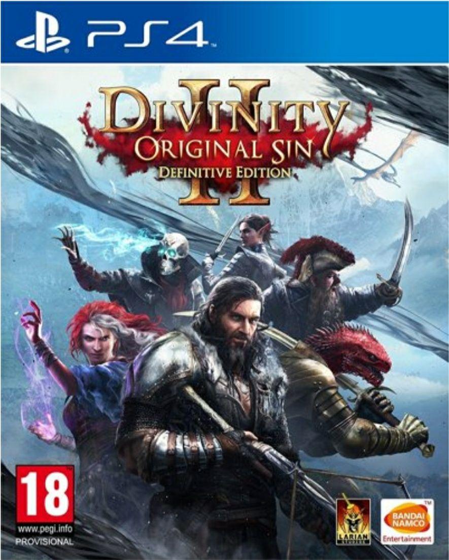 Divinity Original Sin 2 Definitive Edition - PS4