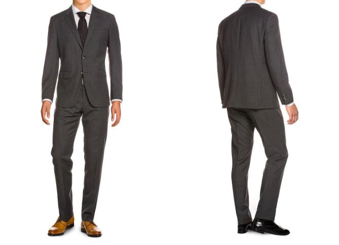 Tommy Hilfiger Anzug-Sale bei Brands4Friends, z.B. Tailored Fit aus Schurwolle