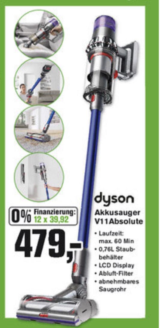 Dyson V11 Absolute [lokal WND]