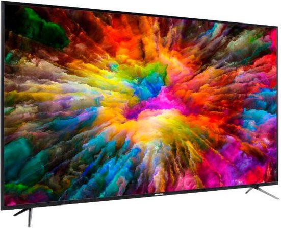 Medion TV 75 Zoll X17576 (MD 31575) - bei Otto (ohne Neukundenrabatt ;-) 4K Ultra HD, Smart-TV, mit LED-Backlight Technologie)