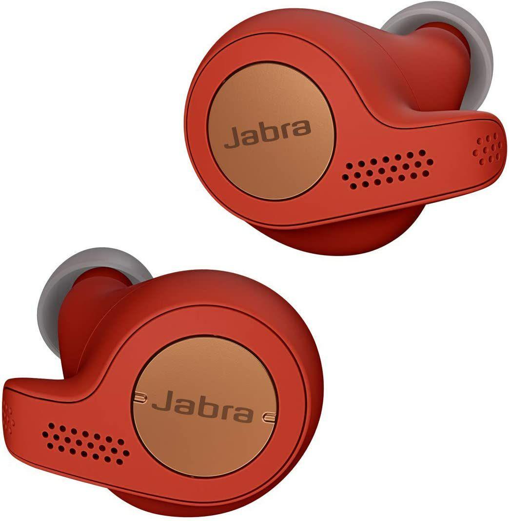 Jabra Elite Active 65t: Kabellose Sportkopfhörer (5h Akku / 15h mit Ladebox, Bluetooth 5.0, Sprachsteuerung)