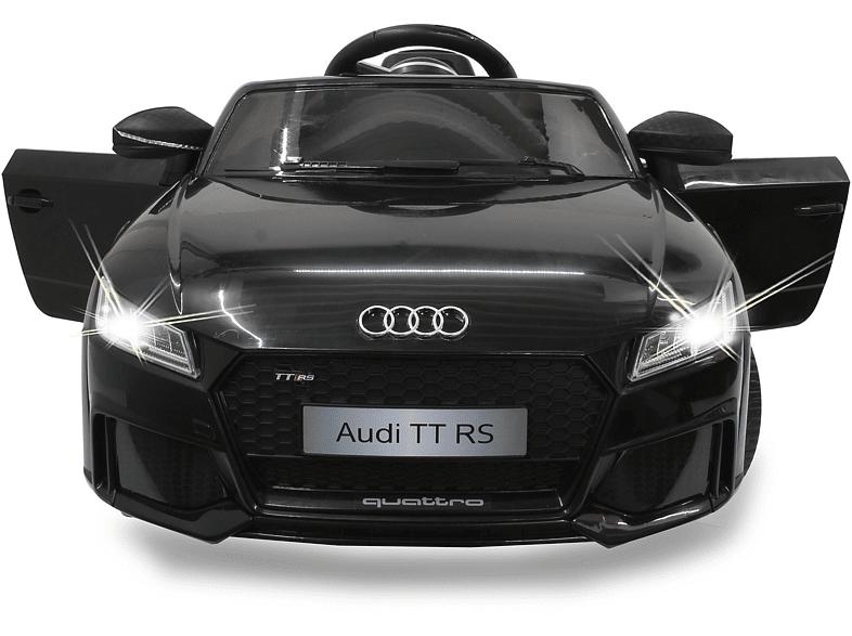 JAMARA Ride-on Audi TT RS 12V Elektroauto für Kinder Schwarz für 109,99€ inkl. Versandkosten