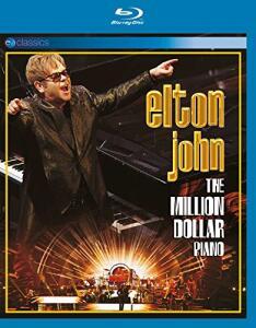 Elton John - The Million Dollar Piano (Blu-ray) für 5€ (Amazon Prime & Saturn & Media Markt)
