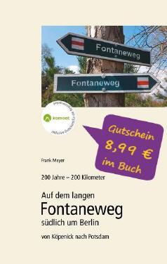 Komoot Regionenpaket | Auf dem langen Fontaneweg südlich um Berlin