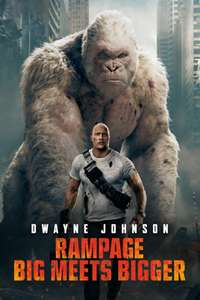 iTunes (Kaufen) Rampage: Big Meets Bigger 4K Dolby Vision Dolby Atmos