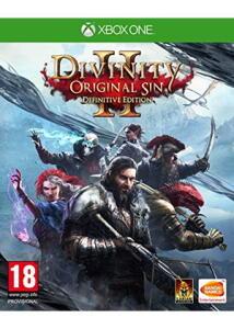 Divinity Original Sin 2: Definitive Edition (Xbox One) für 19,22€ (Base.com)