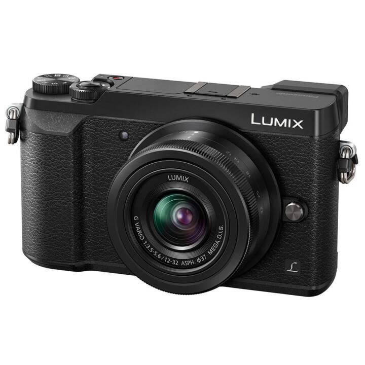 [Schweiz] MFT Panasonic Lumix DMC-GX80 Kit 12-32mm (16 Megapixel, Dual I.S. Bildstabilisator, Touchscreen, Sucher, 4K Video)