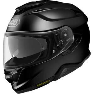Shoei GT Air II matt black S-XXL + 50% auf Visier