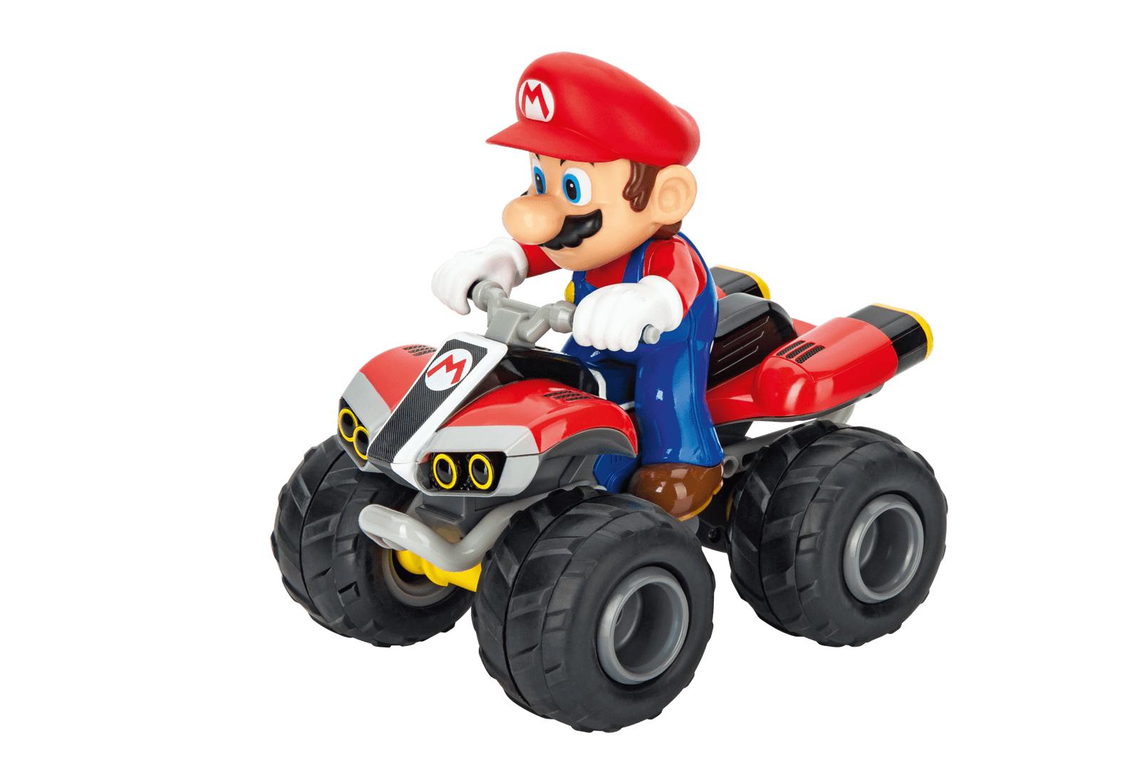 Carrera Mario Kart - Mario, Yoshi, Mario Scooter