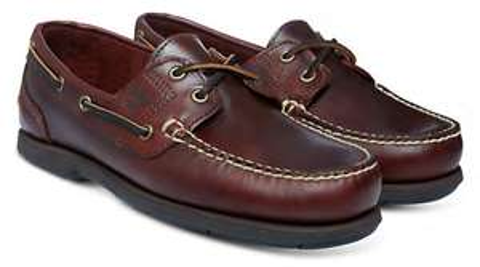 Timberland Authentics 2 Eye Classic Bootsschuhe (Größen 40 bis 46)