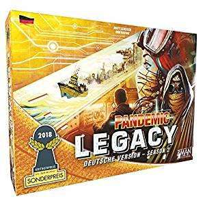 Pandemic Legacy Season 2 [Thalia]