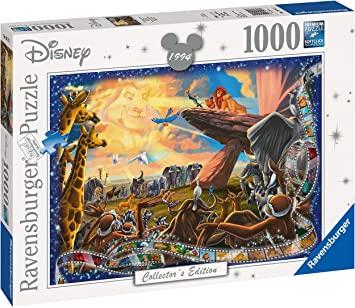 Ravensburger Puzzle 1000 Teile Disney, Disney Villainous, Harry Potter [Amazon Prime / real,-]