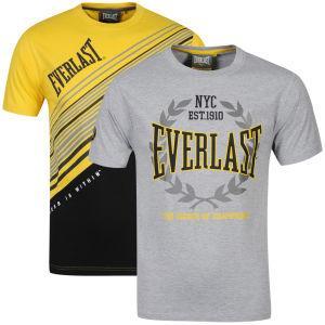 EVERLAST T-Shirts 2er Pack für ca. 13 EUR