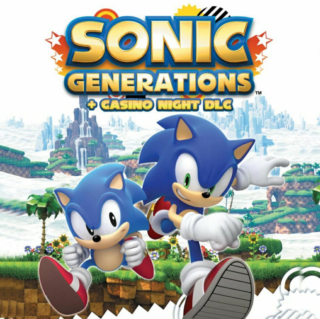 Sonic Generations Collection inkl. Casino Night DLC (Steam) für 3.99€ (2game)