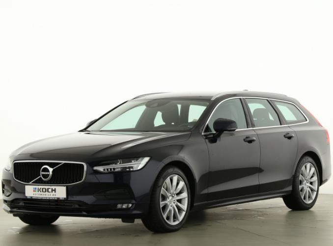 Privatleasing: Volvo V90 T5 Momentum (EZ:2019) 2.0 / 250 PS für eff. 234€ im Monat