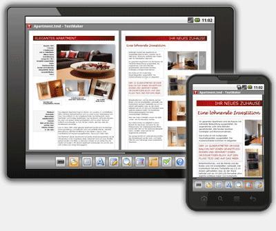 [ANDROID] Softmaker Office 2012 für 19,99€ , nur bis Freitag...